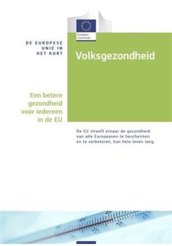 De EU in het kort - Volksgezondheid
