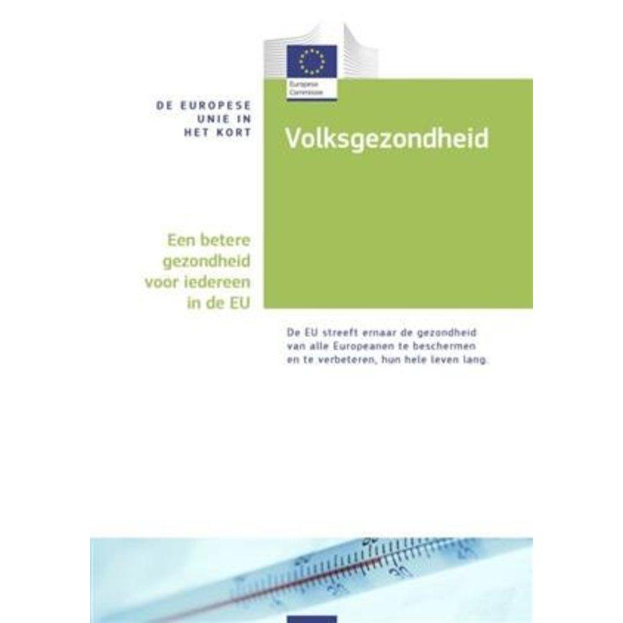 De EU in het kort - Volksgezondheid-1