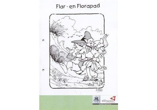 Flar en Florapad