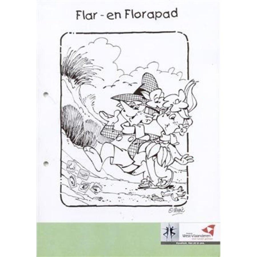 Flar en Florapad-1