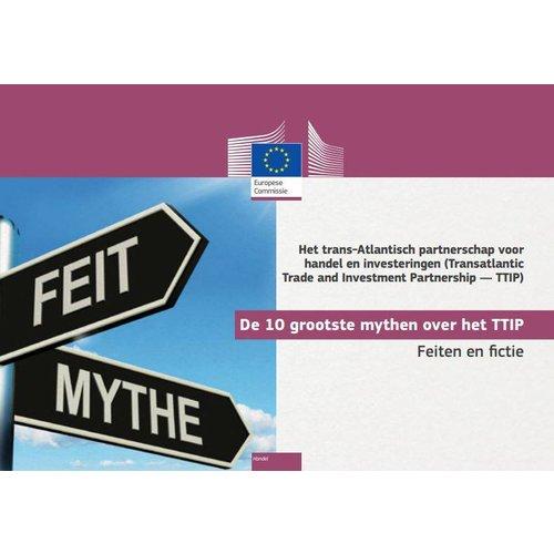De 10 grootste mythen over het TTIP