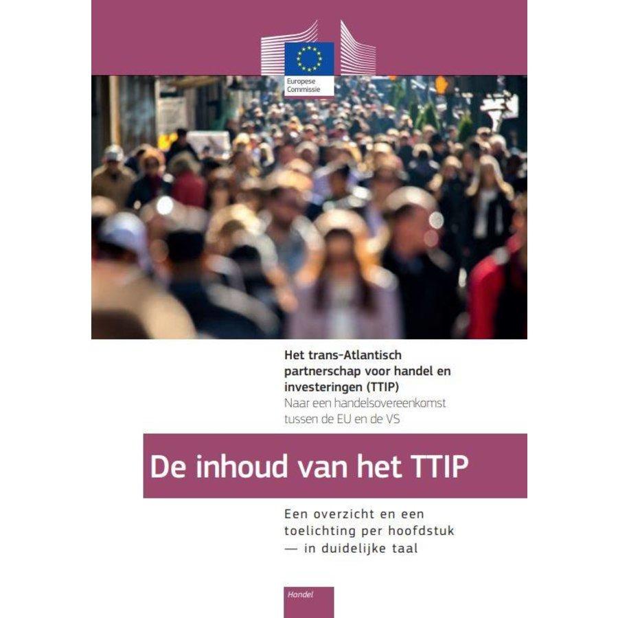 De inhoud van het TTIP-1