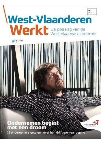 West-Vlaanderen Werkt 2016 | Nummer 3