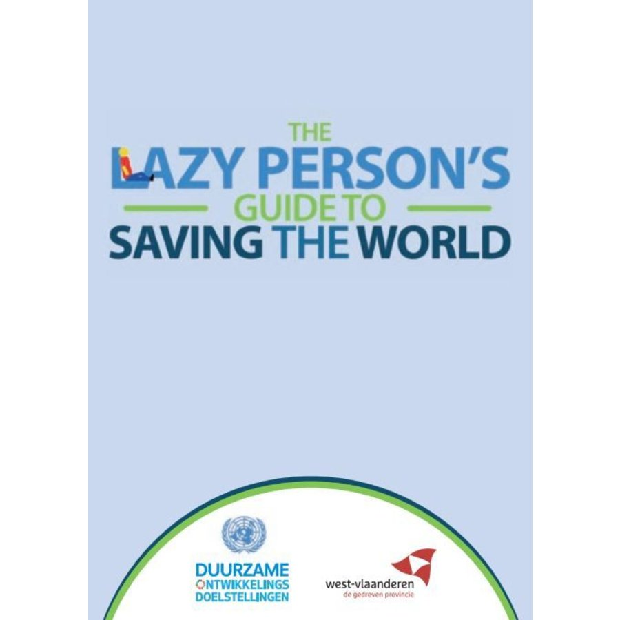 The lazy person's guide to saving the world-1