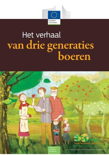 Het verhaal van drie generaties boeren