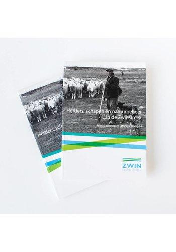 Boek 'Herders, schapen en natuurbeheer in de Zwinstreek'