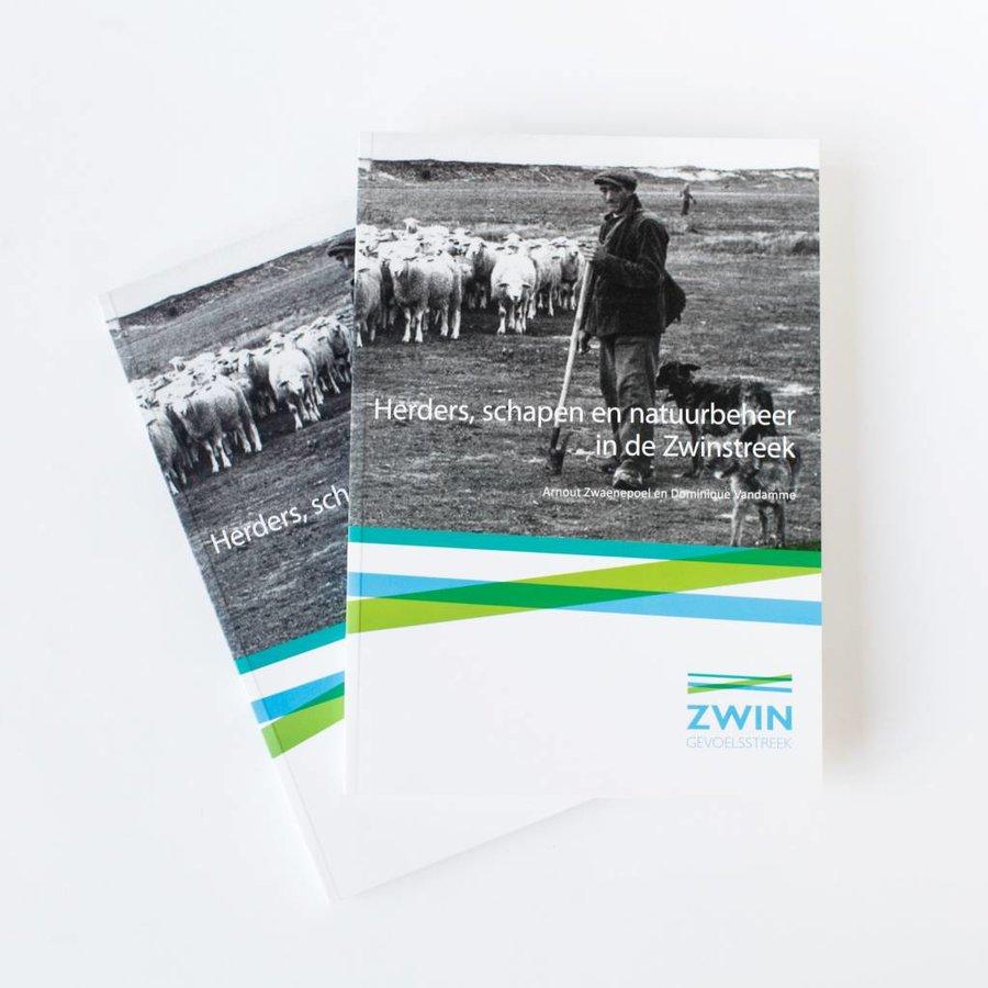 Boek 'Herders, schapen en natuurbeheer in de Zwinstreek'-1