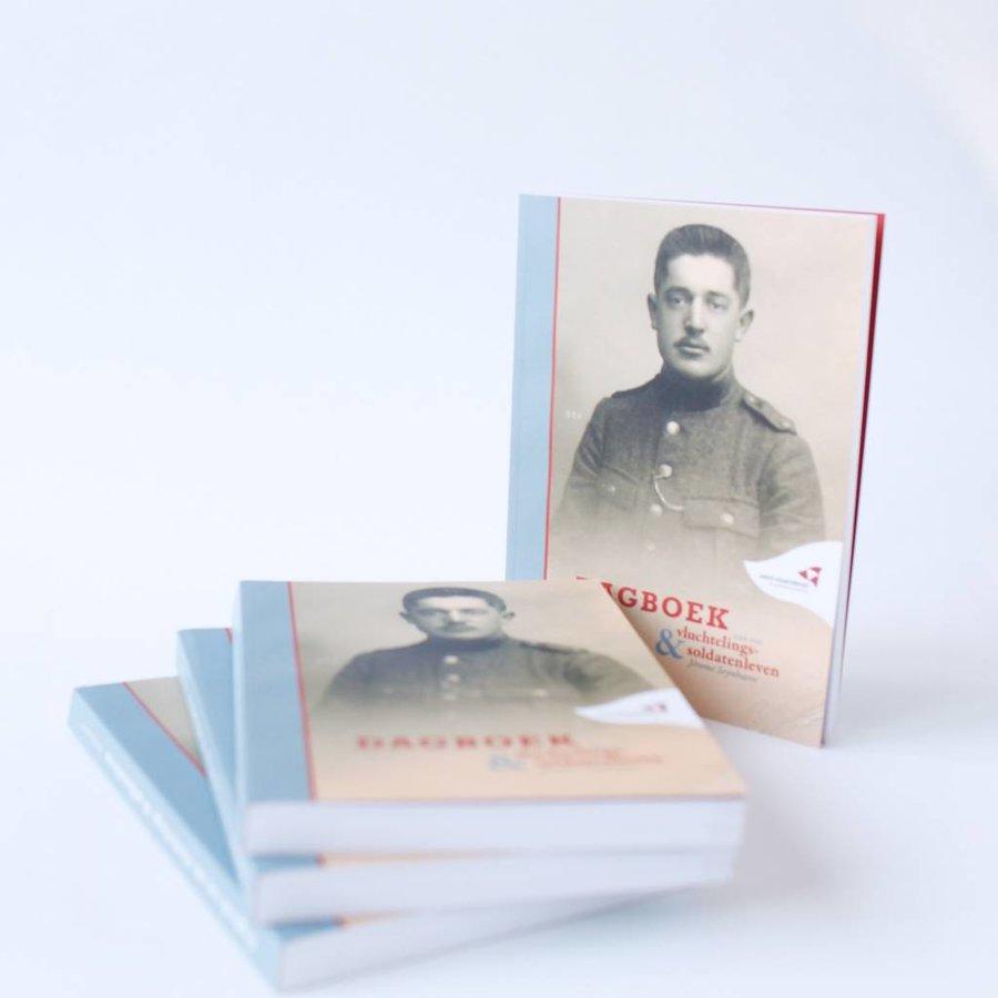 Dagboek van ons vluchtelings- en soldatenleven - Jérome Seynhaeve-2
