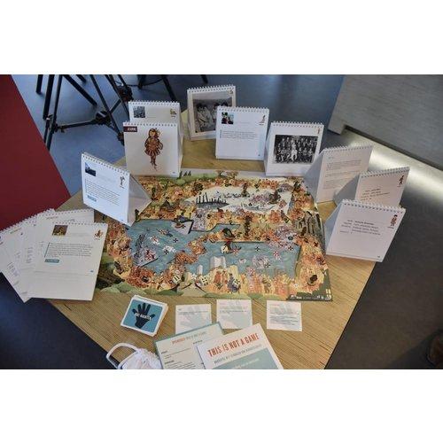 Bordspel over vluchtelingen - This is not a game