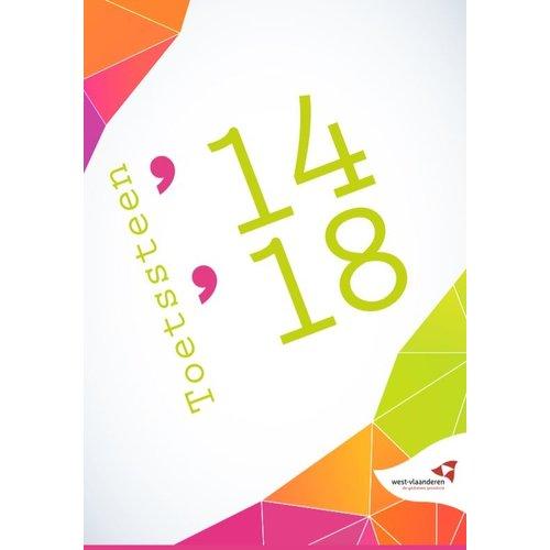 Educatief pakket 'Toetssteen 14-18'