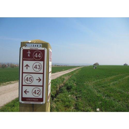 fiets- en wandelkaarten