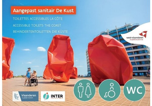 Brochure 'Aangepast sanitair' de Kust