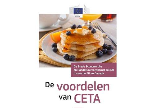 De voordelen van CETA