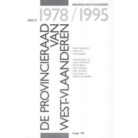 De provincieraad van West-Vlaanderen 1978 - 1995
