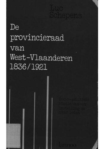 De provincieraad van West-Vlaanderen 1836 - 1921