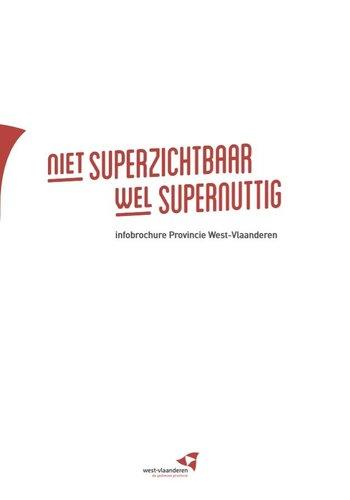 Infobrochure Provincie West-Vlaanderen