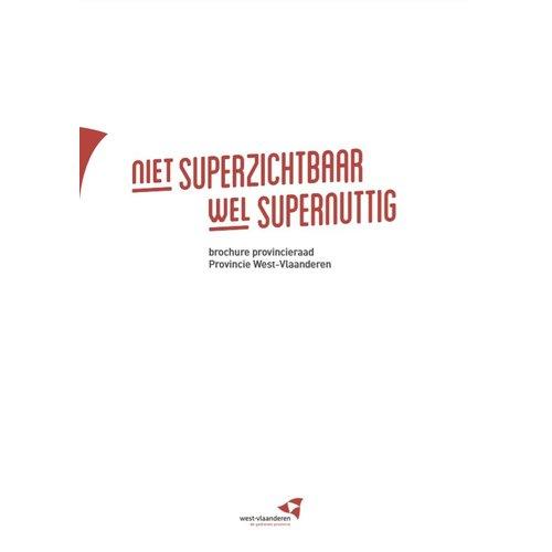 Brochure provincieraad West-Vlaanderen