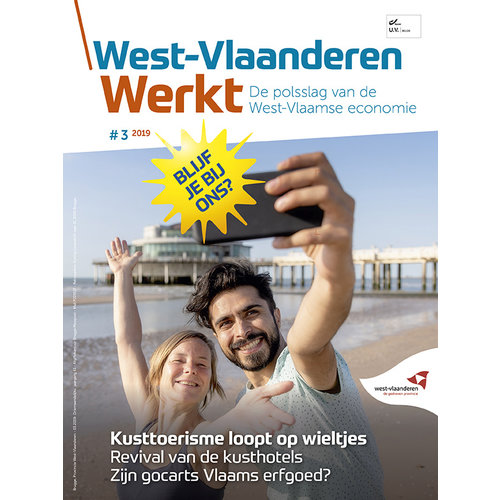 West-Vlaanderen Werkt 2019 nr 3 - Kusttoerisme loopt op wieltjes