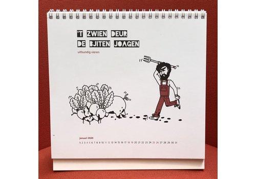 West-Vlaamse kalender 2020