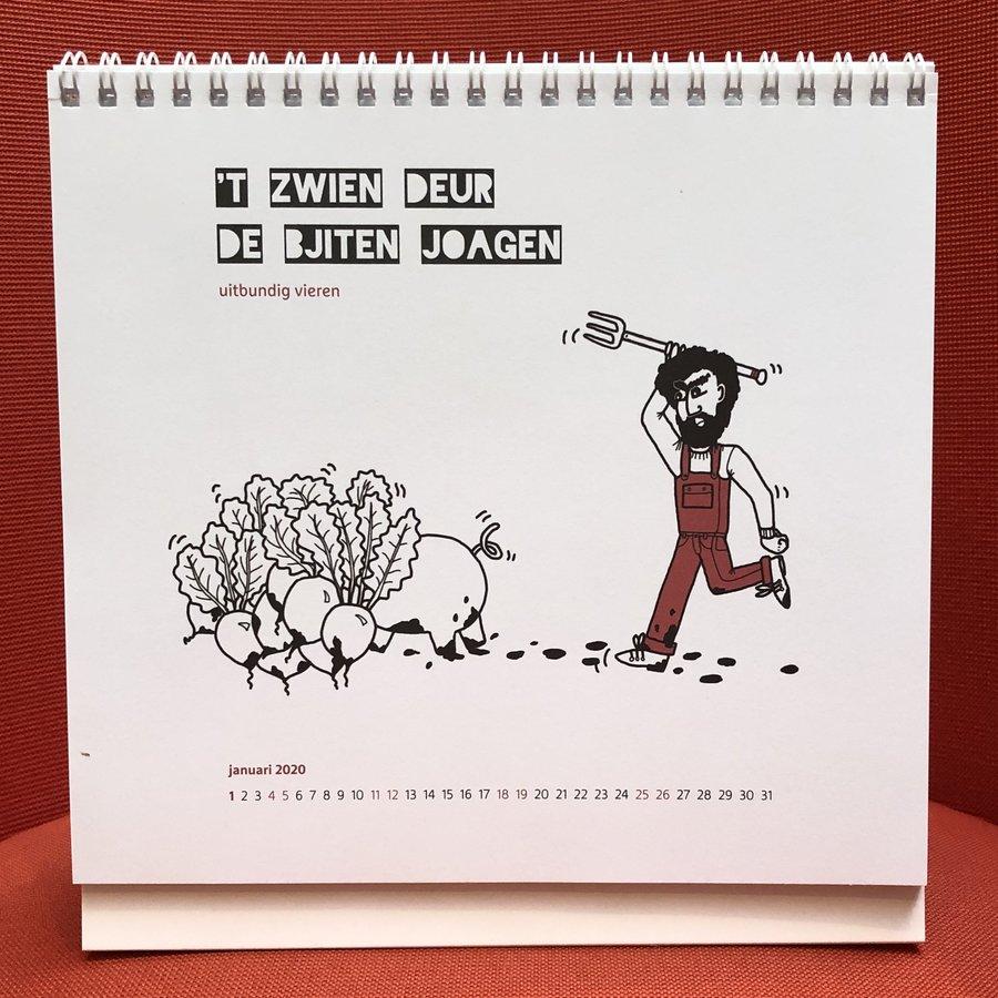 West-Vlaamse kalender 2020-1