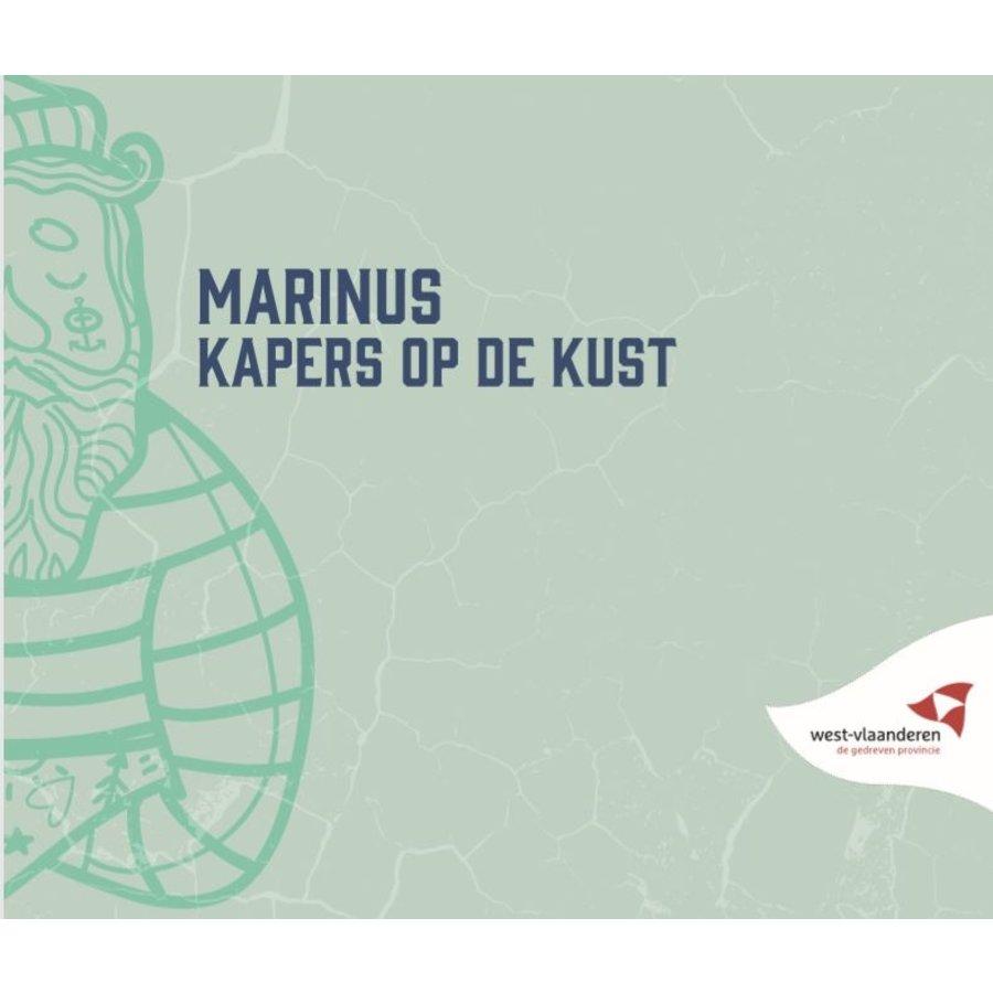 MARINUS - Kapers op de kust-1