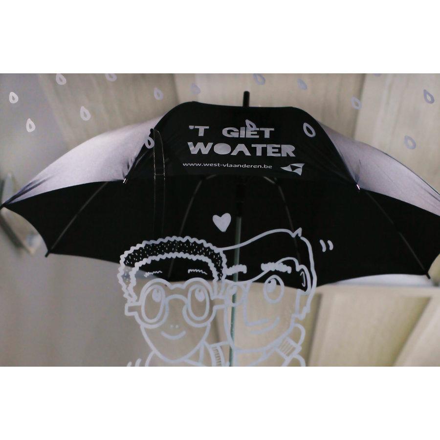 Paraplu 't Giet woater-2
