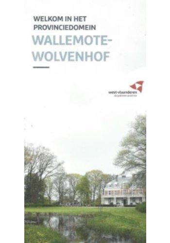 welkom in het provinciedomein wallemote-wolvenhof