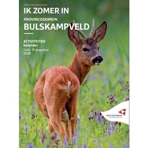 Activiteitenkalender Bulskampveld zomer 2020