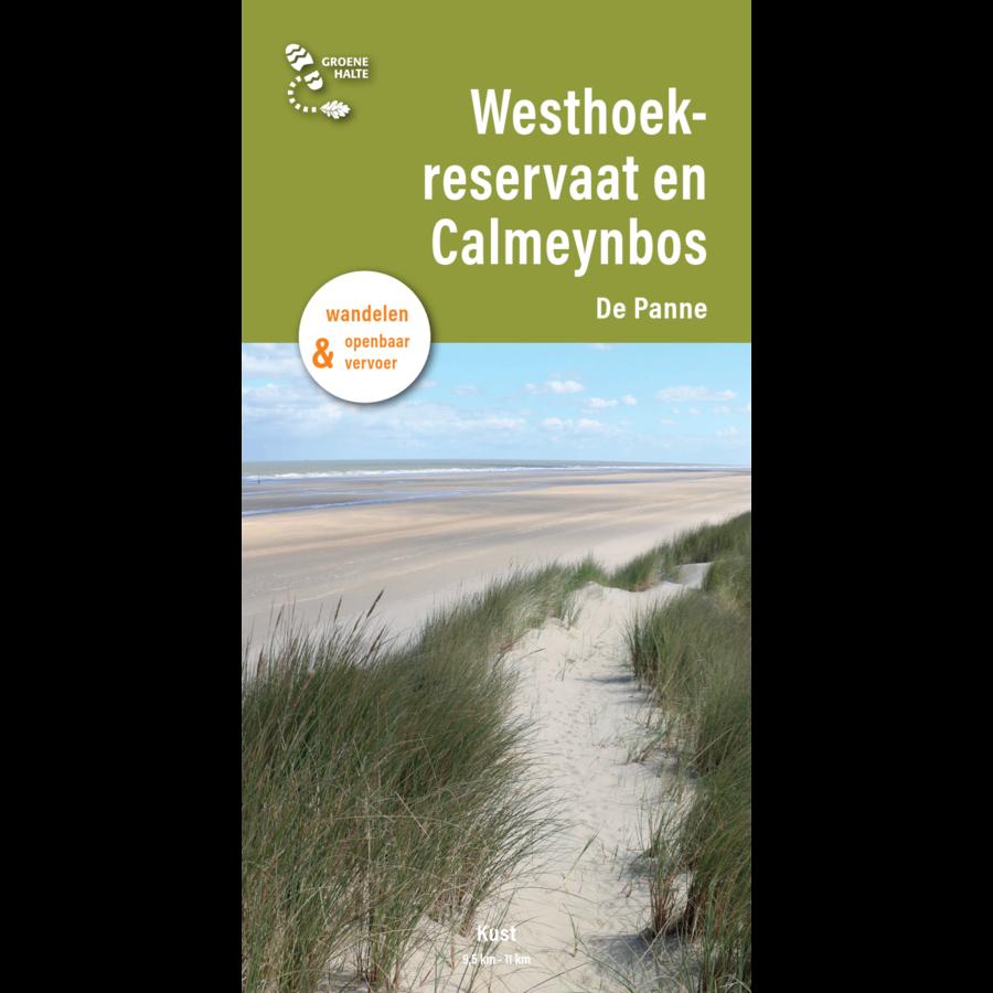 Wandelroute Groene Halte Westhoekreservaat & Calmeynbos-1