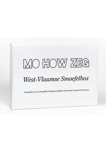 West-Vlaamse Smoefelbox  (leeg)