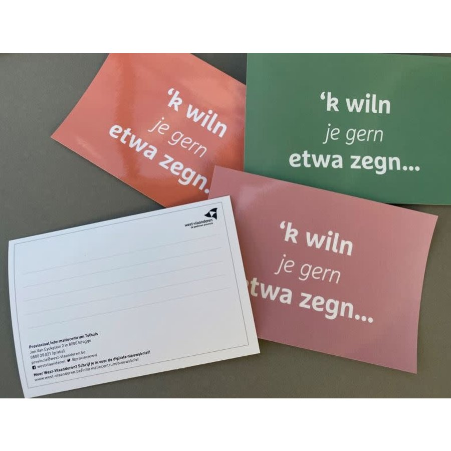 Postkaart 'k wil je gern etwa zegn-1