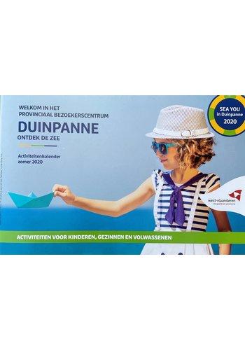 Activiteitenkalender Duinpanne zomer 2020
