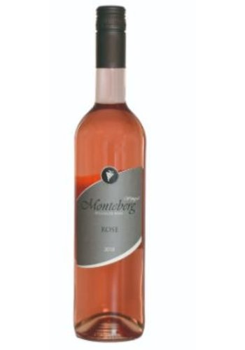 Wijn Monteberg - Rosé