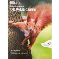 Beleef provinciedomein De Palingbeek - activiteitenkalender september 2020 - februari 2021