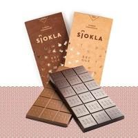 thumb-Sjokla fair trade chocoladereep-1