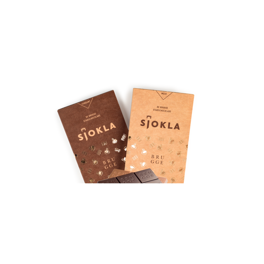 Sjokla fair trade chocoladereep-2