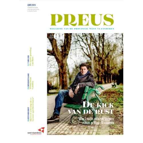 Preus #1 Lente 2019