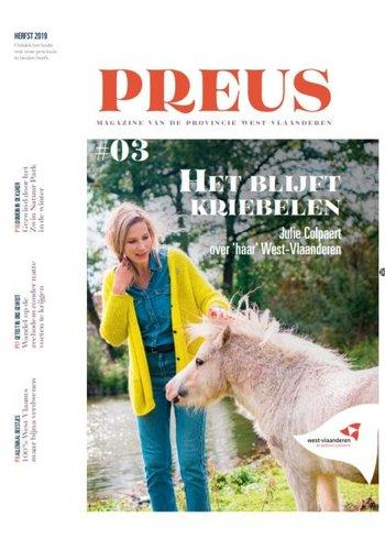 Preus #3 Herfst 2019