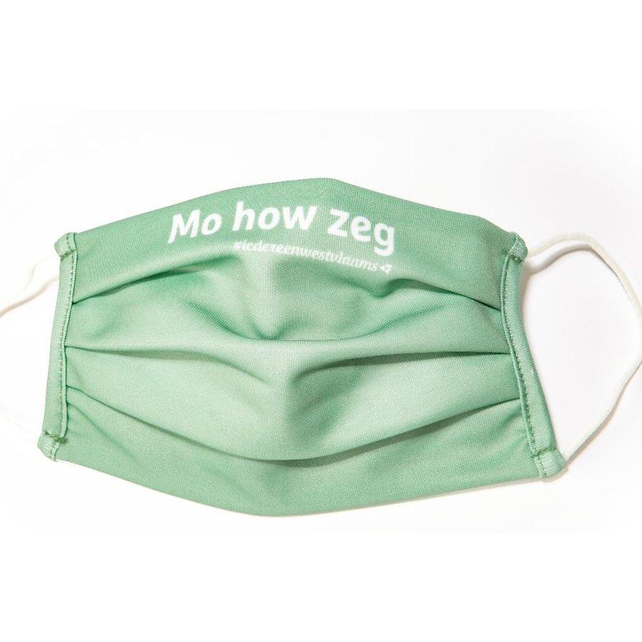 Mondmasker MO HOW ZEG-8