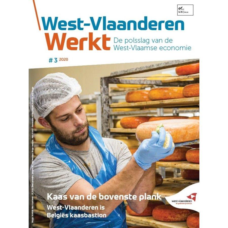 West-Vlaanderen Werkt - 2020 nr 3 - Kaas van de bovenste plank-1