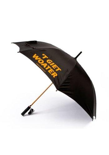 Paraplu 't giet woater