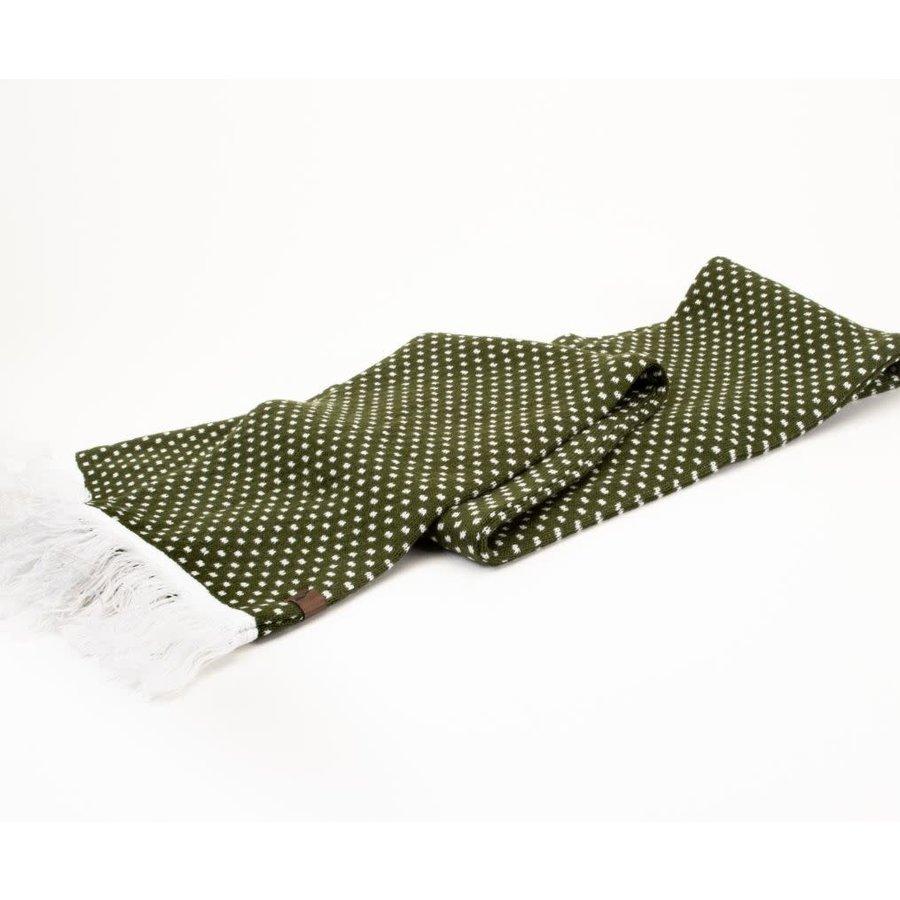 Sjaal kaki-1