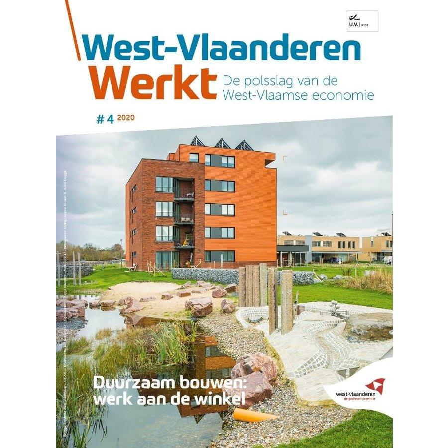 West-Vlaanderen Werkt - 2020 nr 4 - Duurzaam bouwen-1