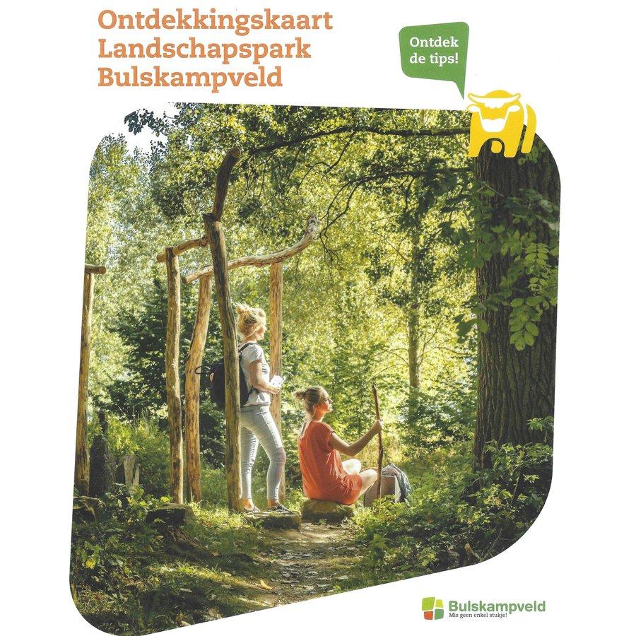 Ontdekkingskaart Landschapspark Bulskampveld-1