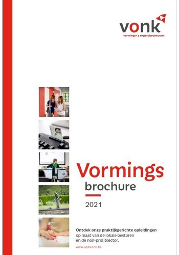 Vonk vormingsbrochure 2021