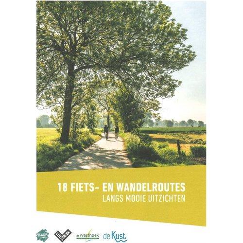18 Fiets- en wandelroutes langs mooie uitzichten