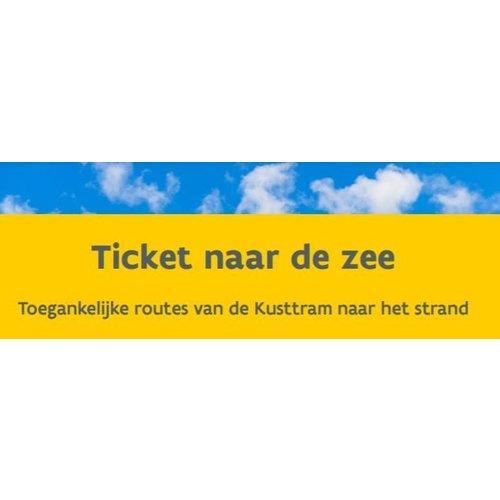 Ticket naar de zee