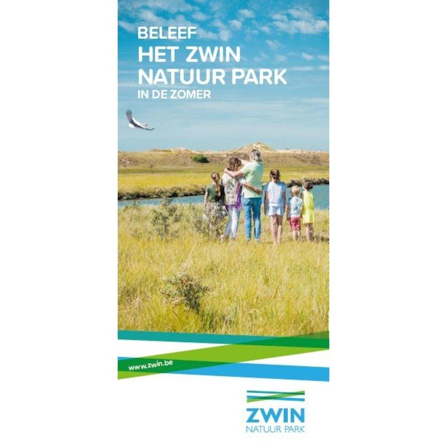 Beleef het Zwin Natuur Park in de zomer-1