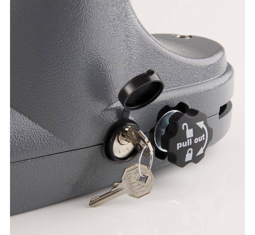 ROTELLO QK-R400 is de heavy-duty versie van de poortopeners voor poort automatisering