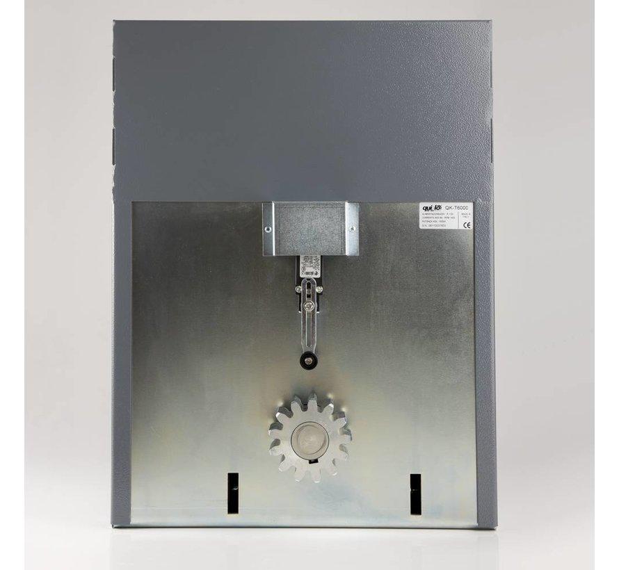 TITANO is de professionele serie voor zeer zware schuifpoorten tot 3.000 kg